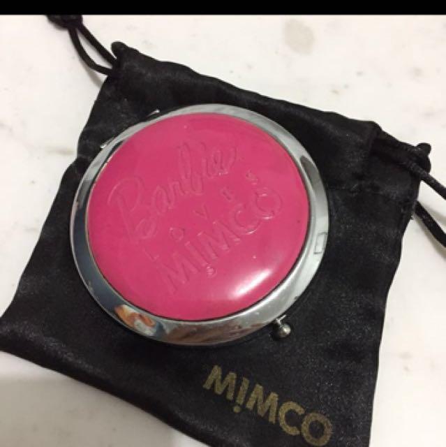 Barbie Loves Mimco Pocket Mirror