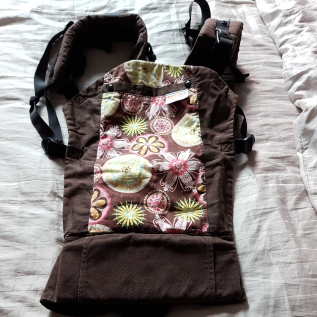 9bbd8e2b477 Beco Butterfly Baby Carrier in Carnival Print on Carousell