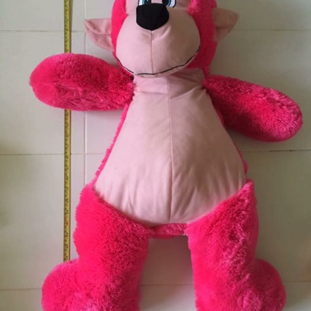 big and bulky stuff toy