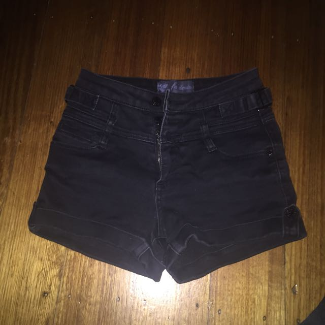 Black Demon shorts XS