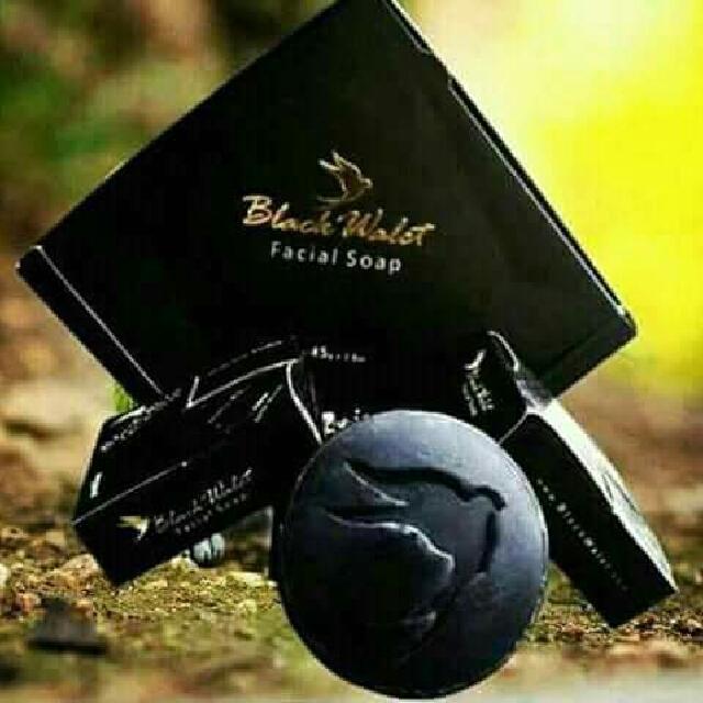 Black Wallet Hitam