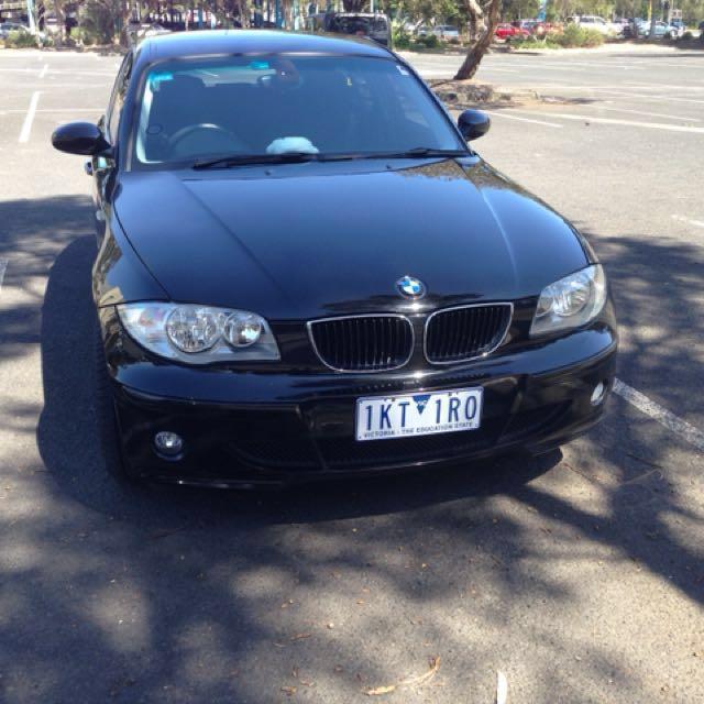 BMW i20 2007