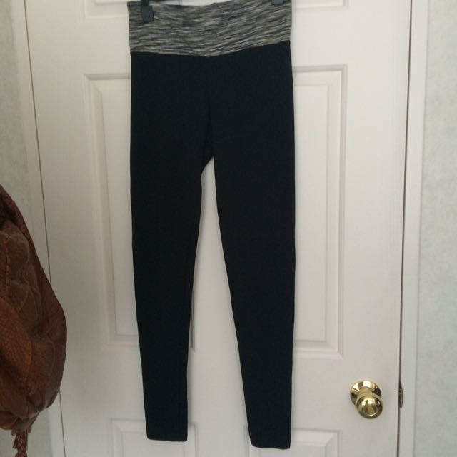 BNWT full length gym legging tights size S