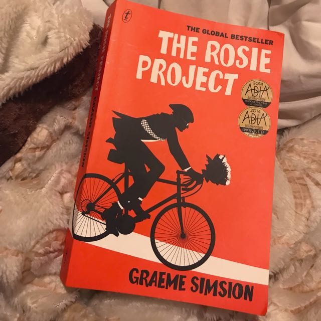 Book- The Rosie Project
