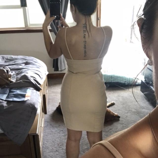 Brand new kookai button up dress