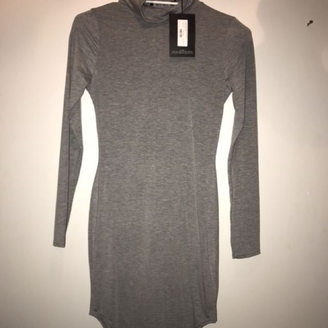 Brand new missguided high neck dress