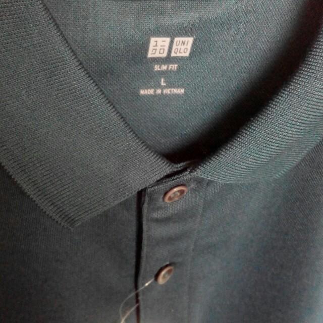 Brand new UniQlo polo shirt..