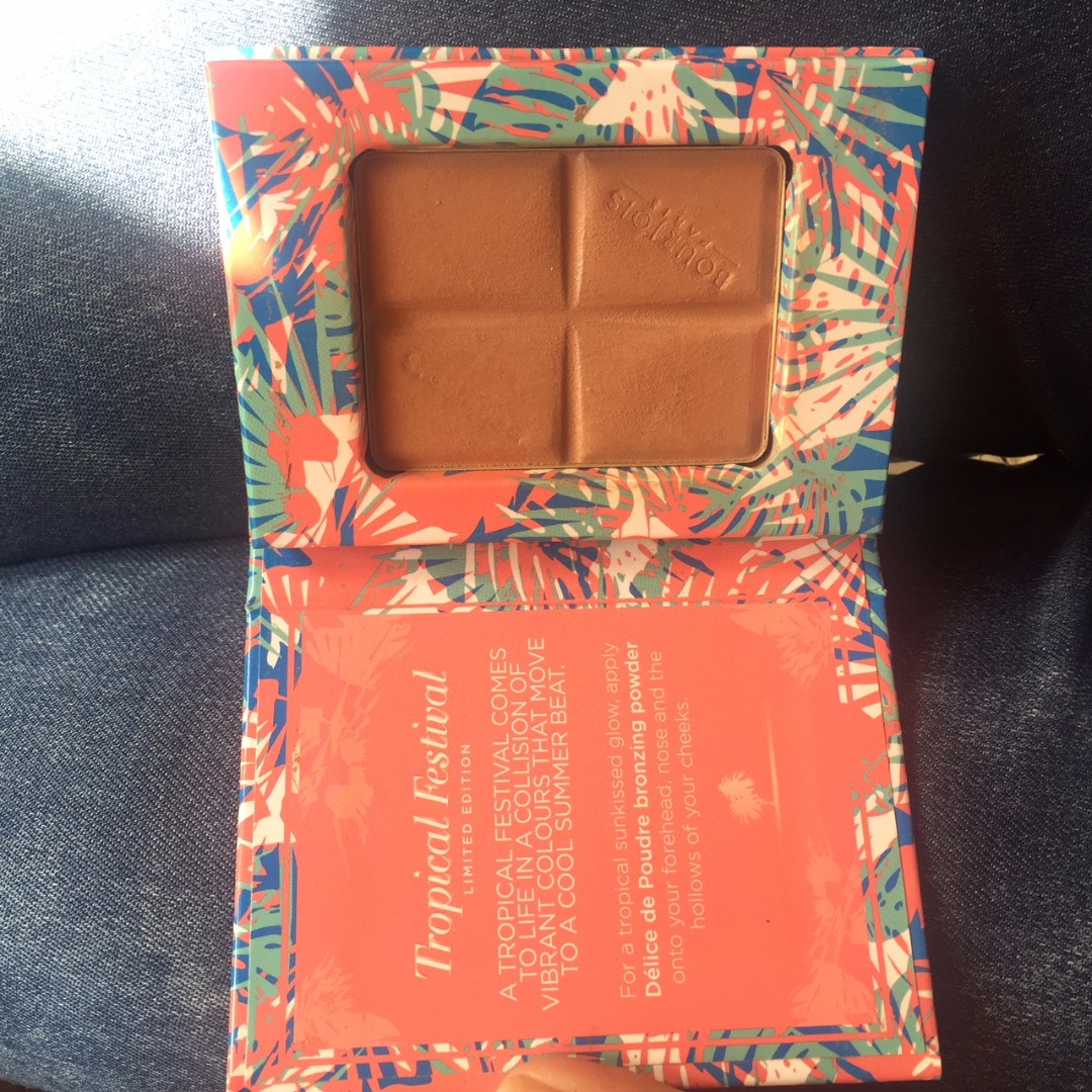 Bronzer Bourjois Tropical Limited Edition