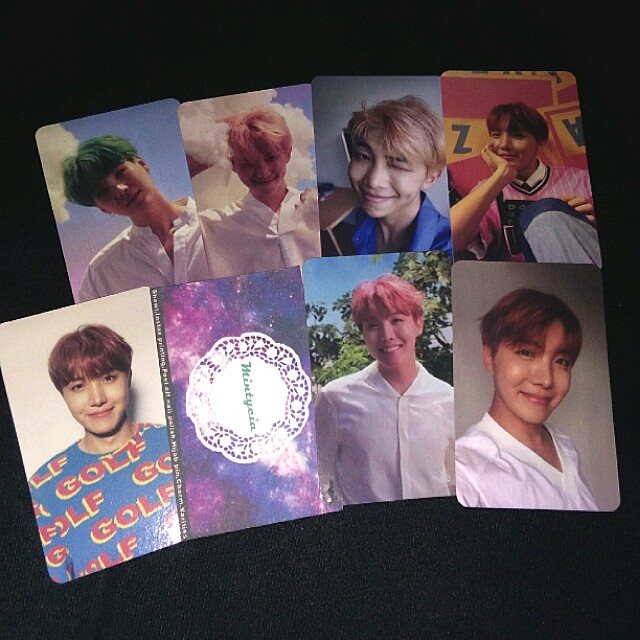 Bts Love Yourself duplicate pc