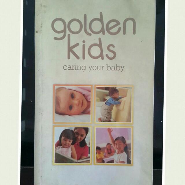 Buku golden kids