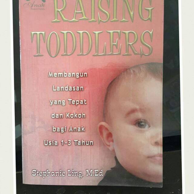 Buku raising toddler