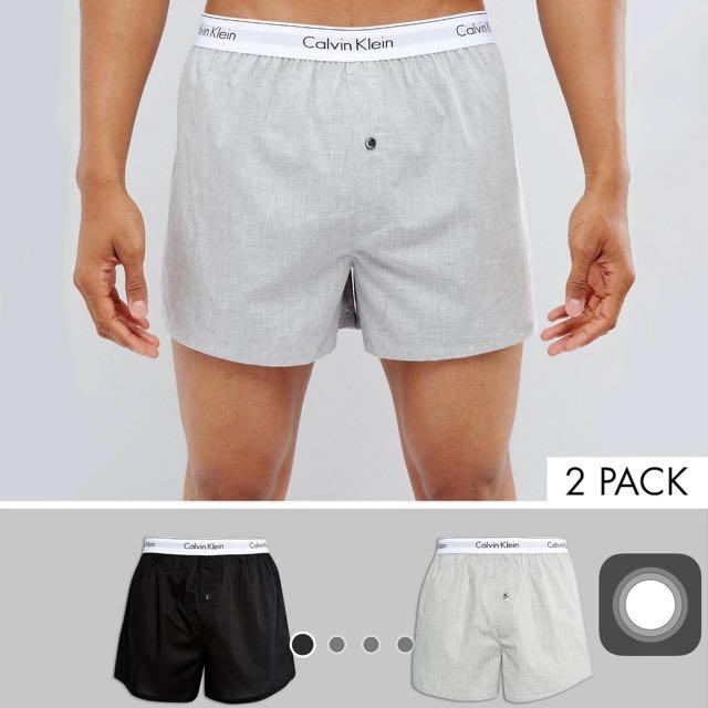 Calvin Klein 內褲兩件組