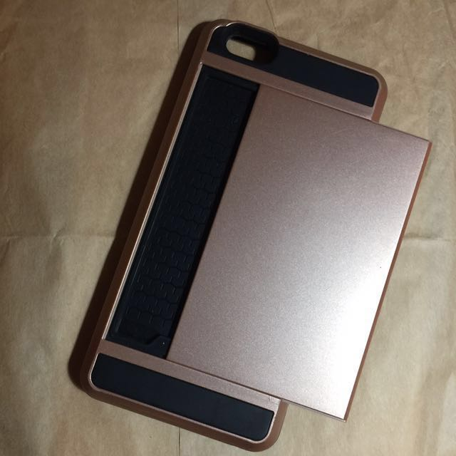 Card Carrier iPhone 6/6s+ Case