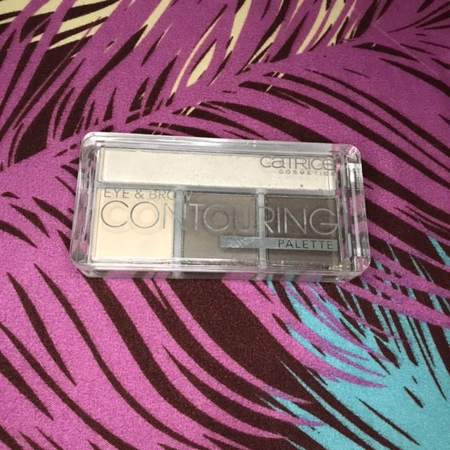 Catrice Cosmetic Contour Palette Eyeshadow
