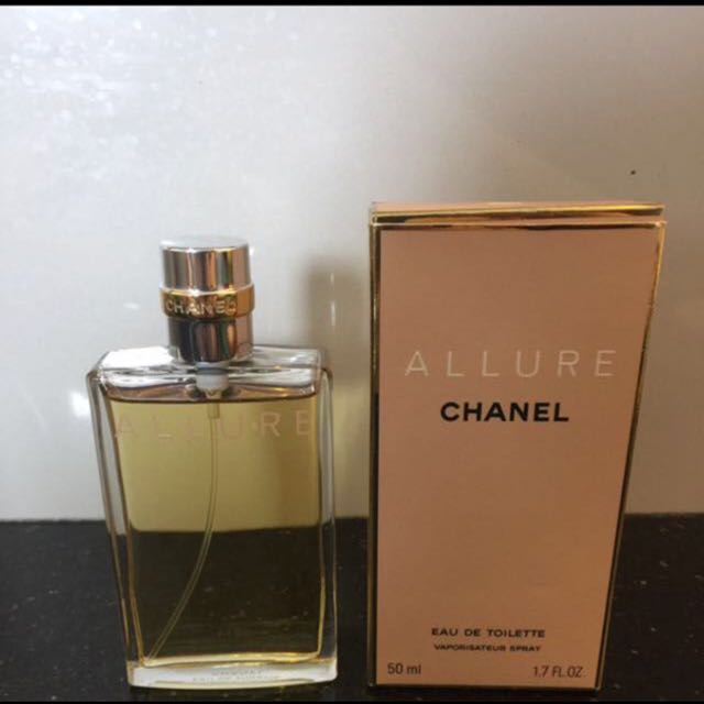 Chanel allure authentic!!