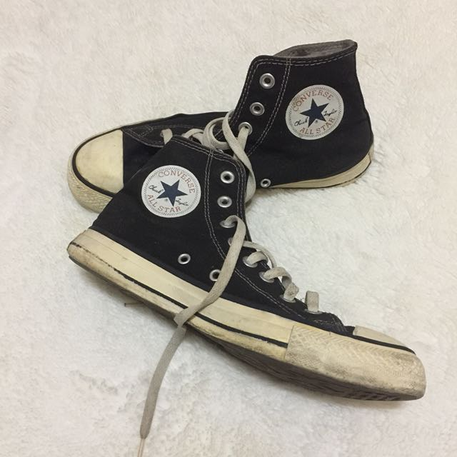Converse high shoes