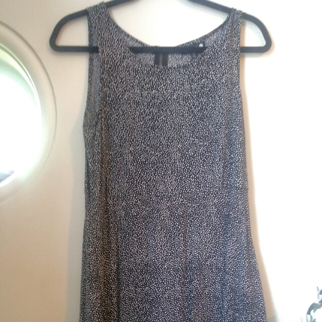 Cotton on dotted dress