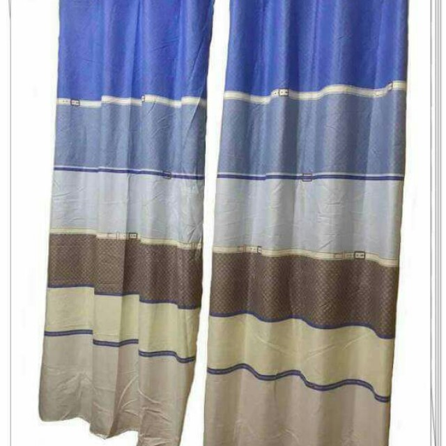 Curtain with ring