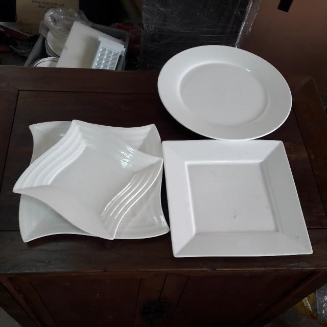 Dining And Side Plates