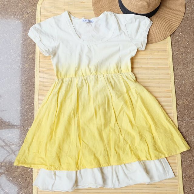 Dress Ombre Chic Simple