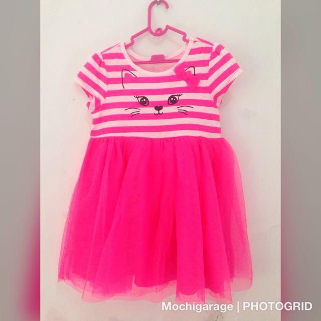 Dress tutu anak - tutu dress