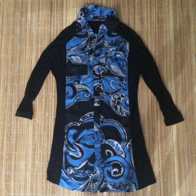 Dressing Paula Silk Blouse