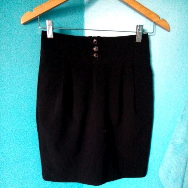 Espada Pencil Skirt