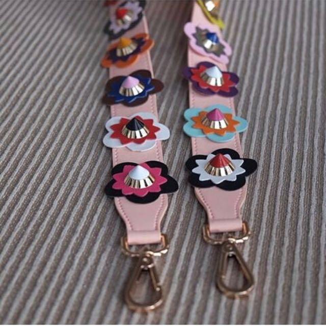 Fendi look alike bag strap