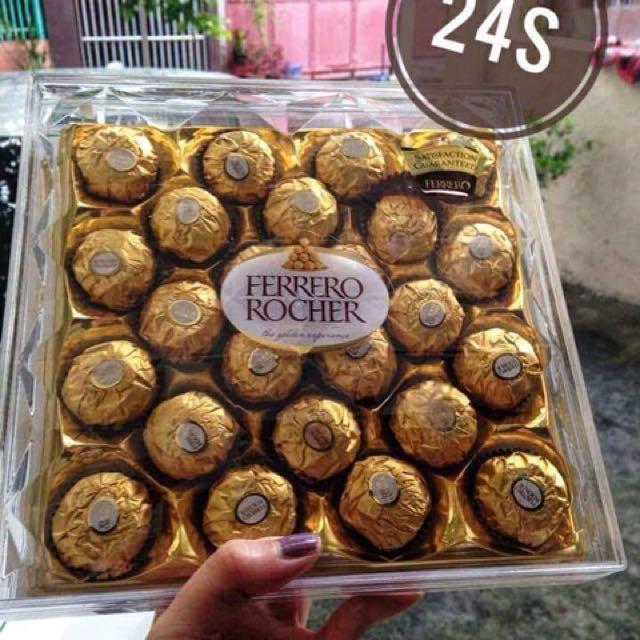 Ferrero Rocher Chocolate (Original)