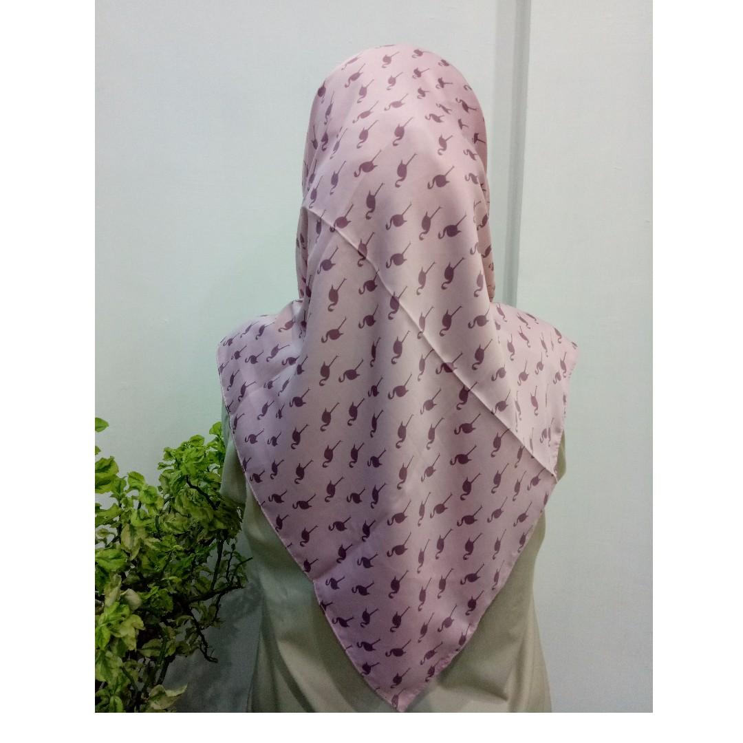 Flamingo Hijab