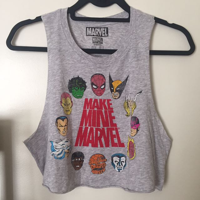 FOREVER21 Marvel Top