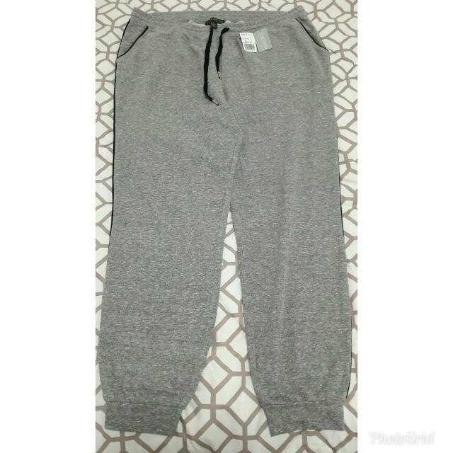Forever 21 Plus Size Grey Pants