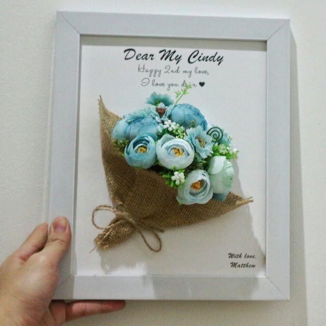Frame Flowery