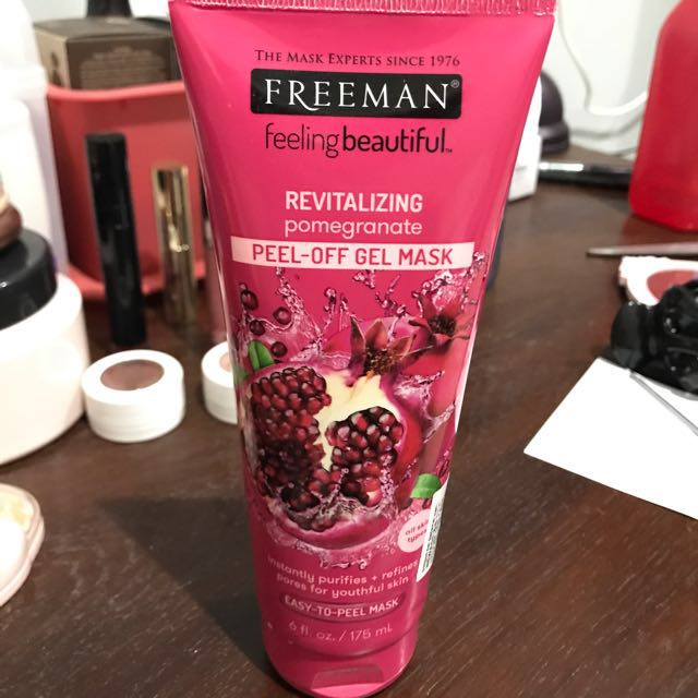 FREEMAN MASK REVITALIZING