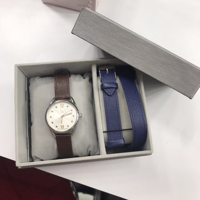 GC Watch Leather