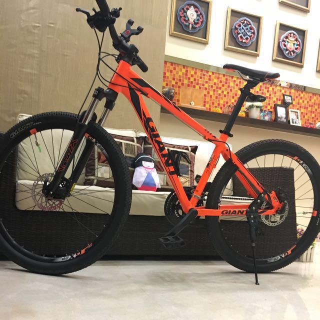 Giant Atx 2 27 5 Mountain Bike Bicycles Pmds Bicycles On Carousell