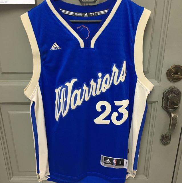 Golden State Warriors NBA Adidas Basketball Jersey