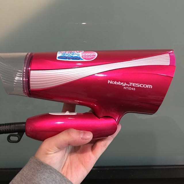 Hair dryer Tescom