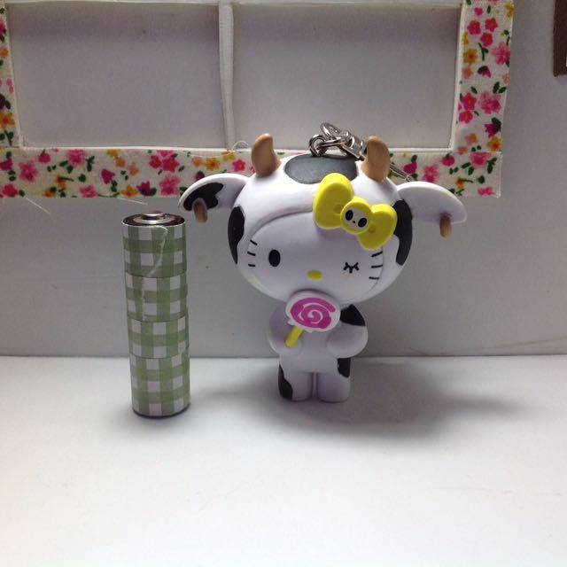 Hello Kitty x TokiDoki Cow
