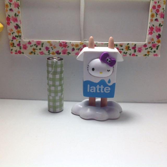 Hello Kitty x TokiDoki Latte