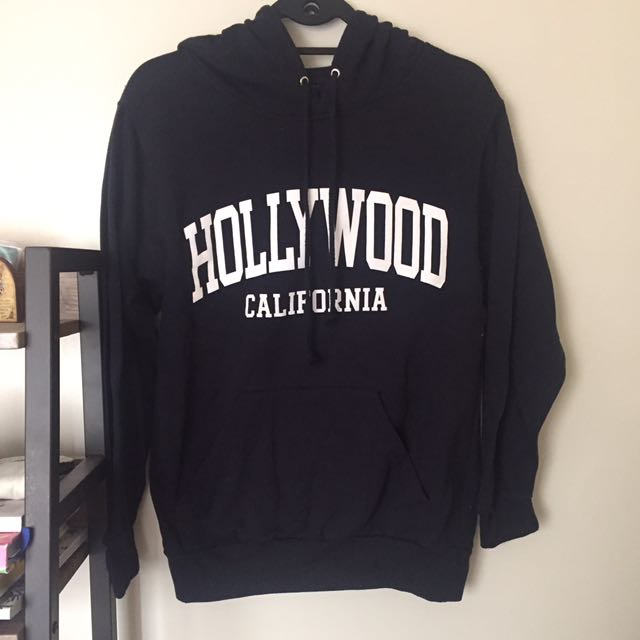 Hollywood Hoodie Navy