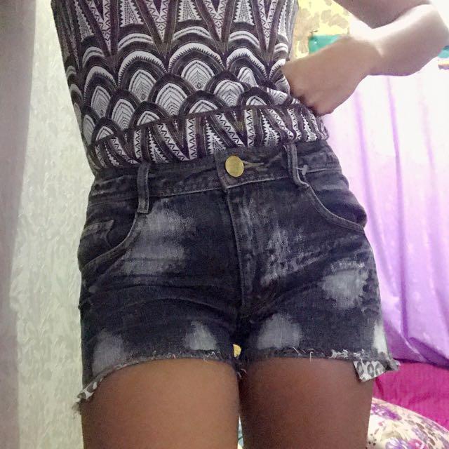 Hot pants Celana jeans pendek