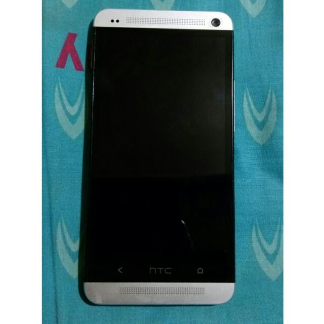 HTC One M7 16g (零件機)
