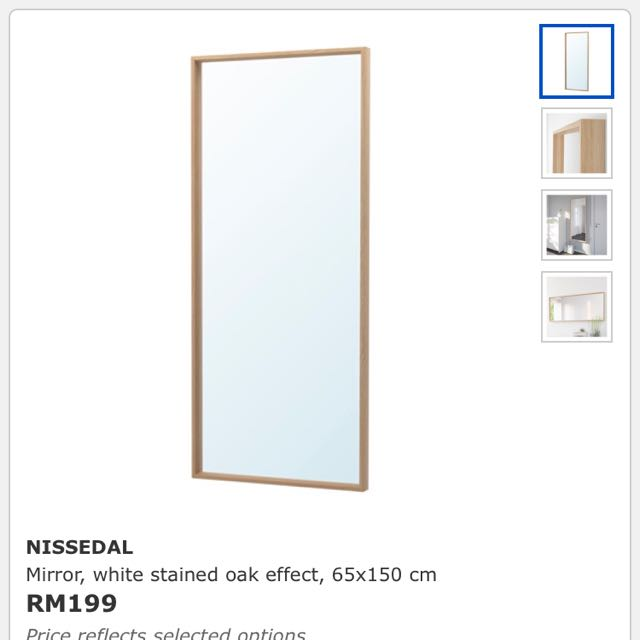awesome ikea mirror nissedal with nissedal ikea. Black Bedroom Furniture Sets. Home Design Ideas