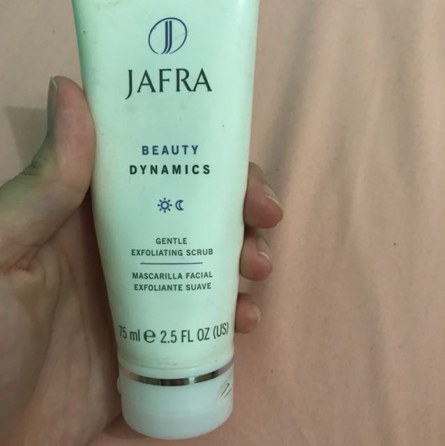 Jafra Exfoliating Scrub
