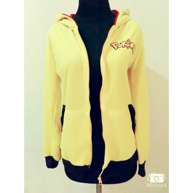 Jaket Pokemon