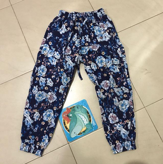 Jogger pants for girls