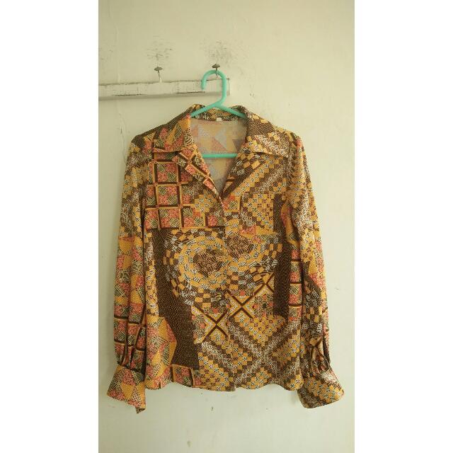 Kemeja Batik / Outer Batik