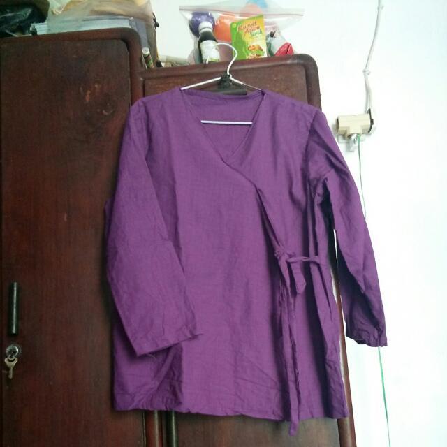 kimono tunik pita
