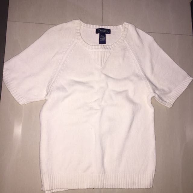 Knitted Blouse Small To Medium P50.00